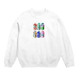momo牛乳 Sweats