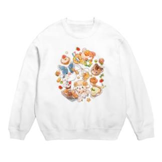 SOFTFLOWER~お菓子作り~ Sweats