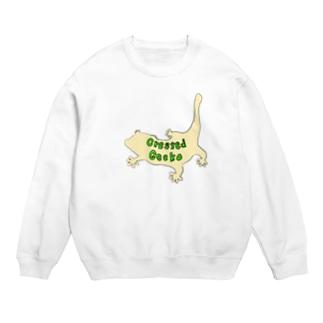 """クレステッドゲッコー""""Crested Gecko"""" Sweats"""