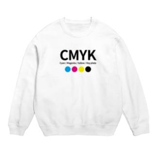 CMYKグッズ Sweats