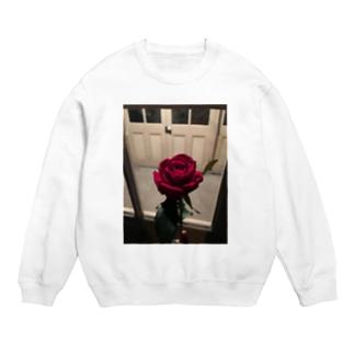 薔薇バラ Sweats