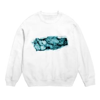写真家・宮坂泰徳の『Re:ice』 #004 (ver.BLUE) Sweats
