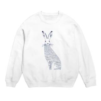 ウサギ スウェット