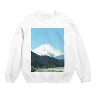 富士山 スウェット