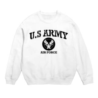 US.ARMY オリジナル Sweats