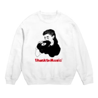 thank to Music Sweats