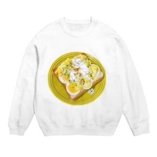 卵トーストの夢 Sweats