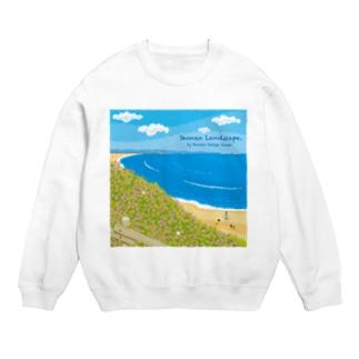 湘南ランドスケープ08:海辺のハマダイコン Sweats