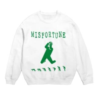 MISFORTUNE-GR Sweats
