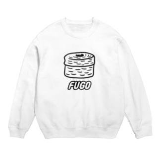FUGO(黒線) Sweats