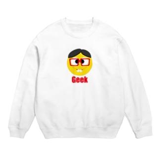 Geek スウェット