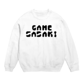 GAME SASAKI Sweats