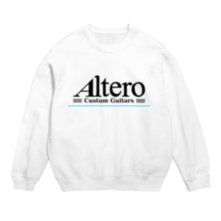 Altero Custom Guitars02(淡色向け) スウェット