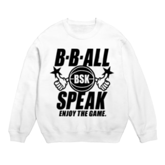 B.B.ALL SPEAK Sweats
