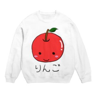 りんごちゃん スウェット