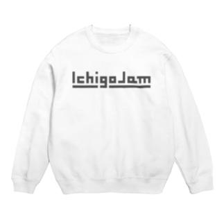 IchigoJamグッズ(グレー) Sweats