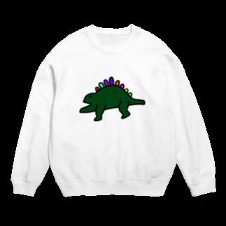 kurubusiの恐竜くん Sweats