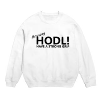 HODLデザイン Sweats