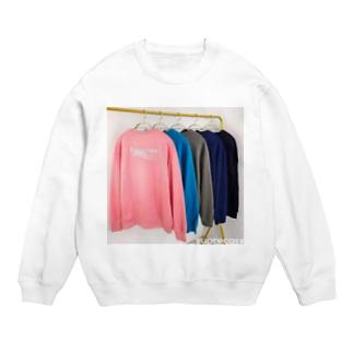 バレンシアガ トレーナー スウェットシャツ BALENCIAGA プリントロゴ 5色展開 男女兼用 ブラント コピー Sweats