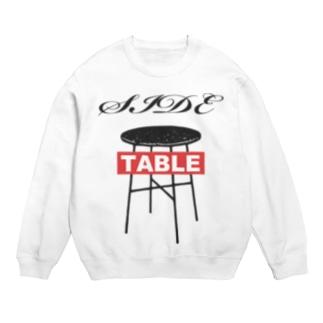 サイドテーブル スウェット