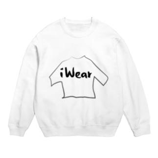iWear オフィシャルロゴ Sweats