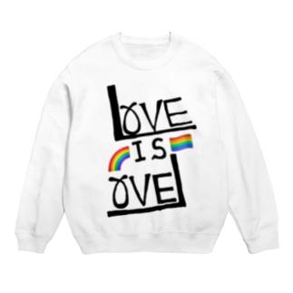 LOVE IS LOVE Sweats