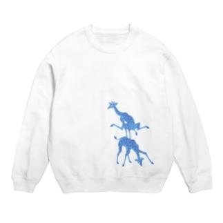 馬跳びキリン Sweats