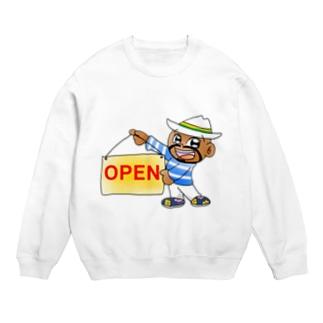 Shop Open !! スウェット