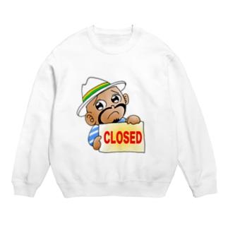 Shop Closed !! スウェット
