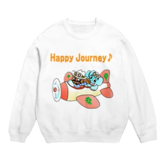Happy Journey スウェット