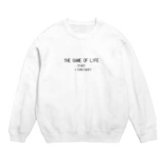 THE GAME OF LIFE スウェット