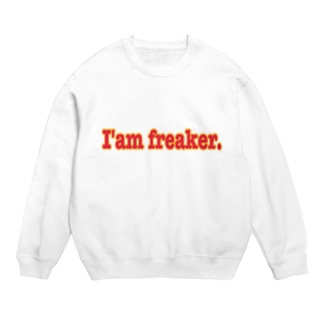 I'am freaker. Sweats
