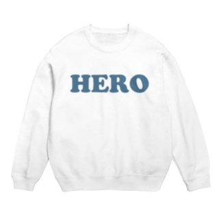HERO 英雄・ヒーロー Sweat
