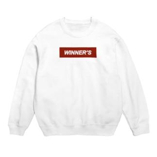 WINNER'S Sweat