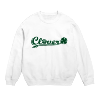 Clover 緑 スウェット