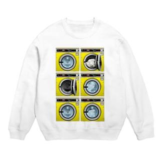 コインランドリー Coin laundry【2×3】 Sweats