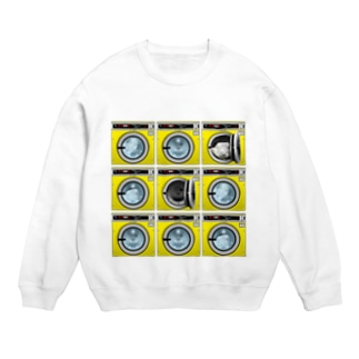 コインランドリー Coin laundry【3×3】 Sweats