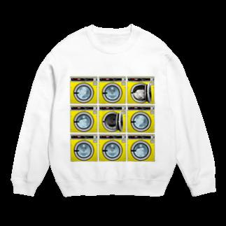 TOMOKUNIのコインランドリー Coin laundry【3×3】 Sweats