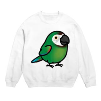 Chubby Bird コンゴウインコ スウェット