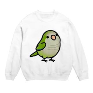 Chubby Bird オキナインコ Sweats