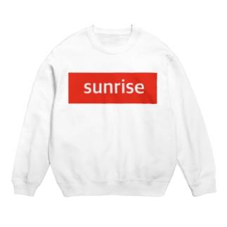 sunrise スウェット