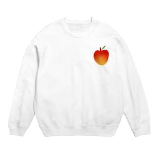 りんごちゃん  Apple スウェット