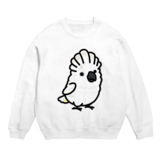 Chubby Bird タイハクオウム Sweats