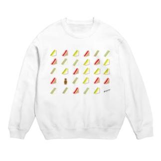 三角サンドいっぱい Sweats