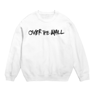 OVER THE WALL Sweats