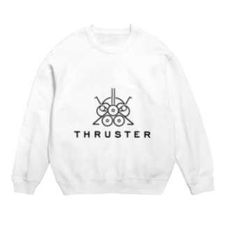 THRUSTER(Black) Sweats