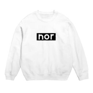 nor_002 スウェット