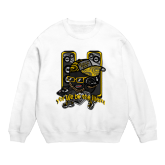 オリジナルデザインTシャツ SMOKIN'の黒豆DJ Sweats