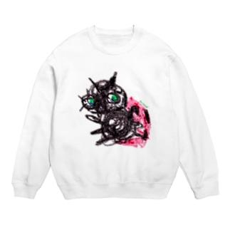 Bugs series -ladybug- スウェット