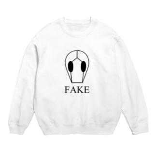 FAKE_BK スウェット